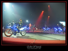 Globe Of Speed